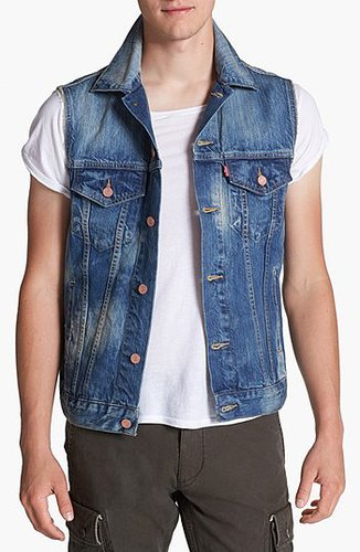 Levi's® Denim Vest (Save Now through 12/9)
