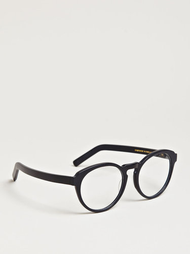Unisex Hadley Matt Black Glasses
