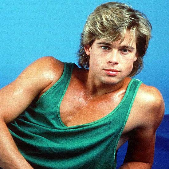 Brad Pitt Interviews When He Was Young