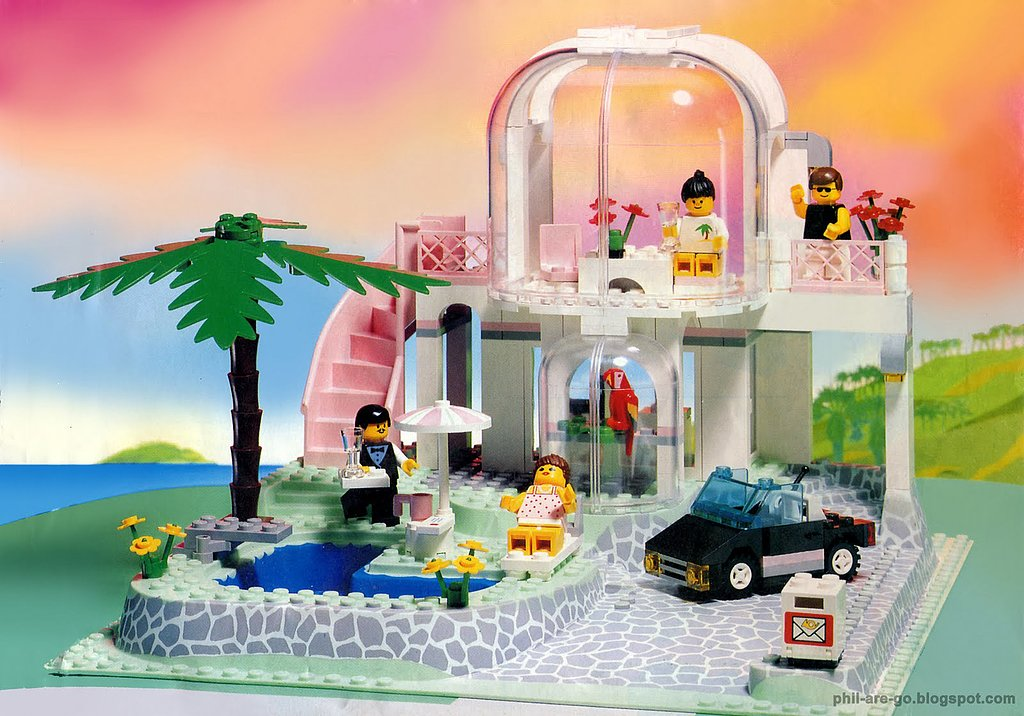 Lego Paradisa