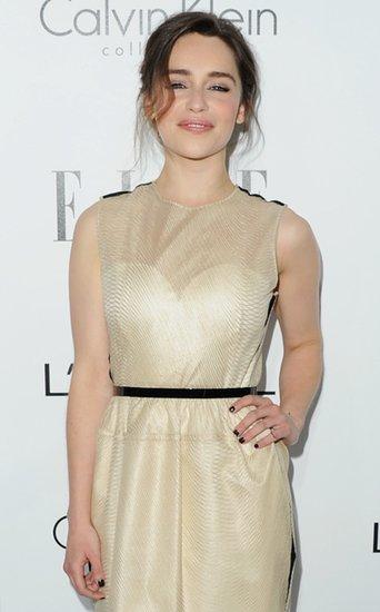 Emilia Clarke Will Play Sarah Connor