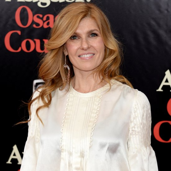 Connie Britton Hair at August: Osage County Premiere