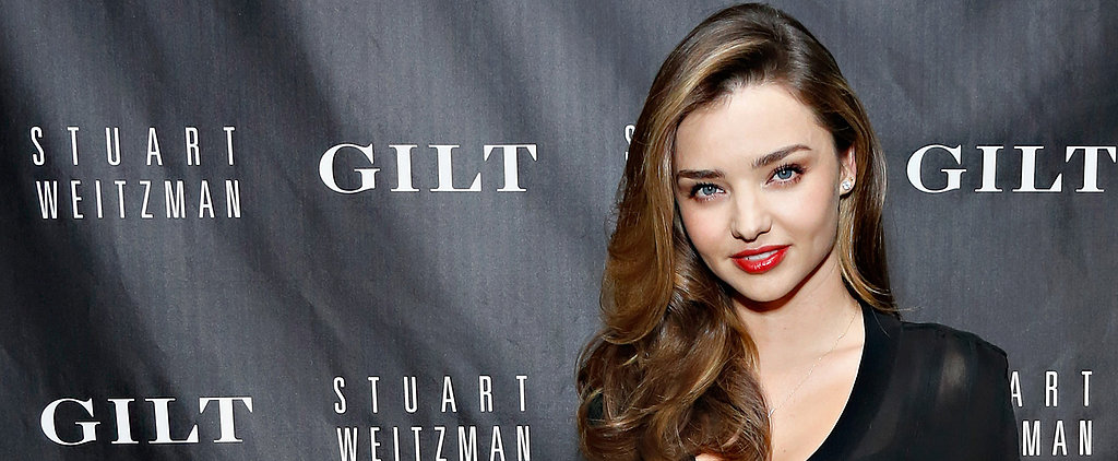 Proof That Miranda Kerr Never Has a Bad Hair Day