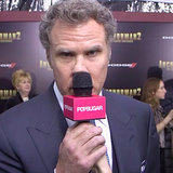 Anchorman 2 Premiere Video