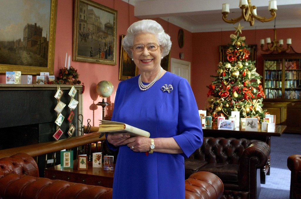 Queen elizabeth ii shared her annual christmas day message