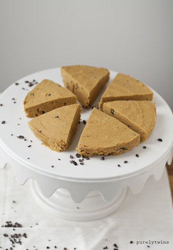 Protein pumpkin pie chocolate chip fudge