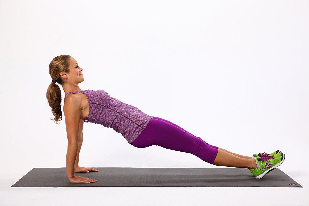 3. Reverse Plank