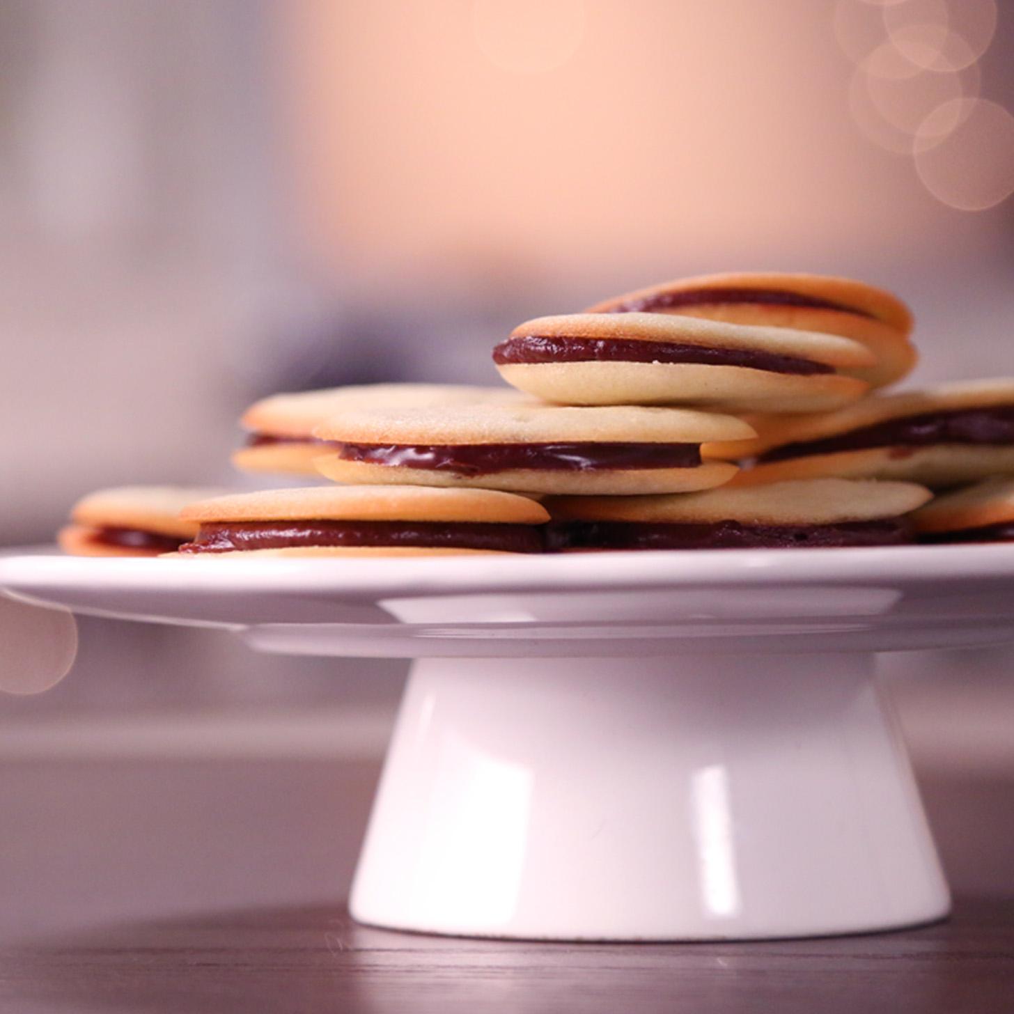 Homemade Milano Cookie Recipe | POPSUGAR Food