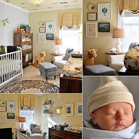 kids 39 rooms a nursery inspired by nature and full of