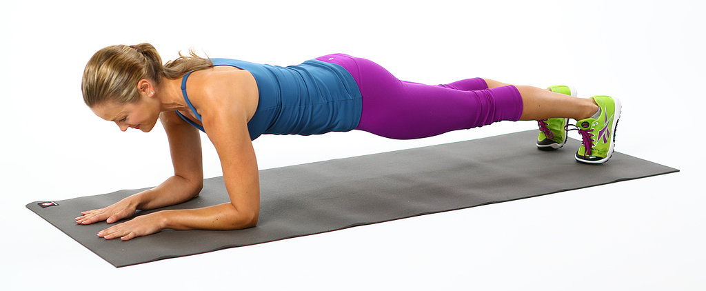 2-Week Plank Challenge: Build Up to a 5-Minute Plank