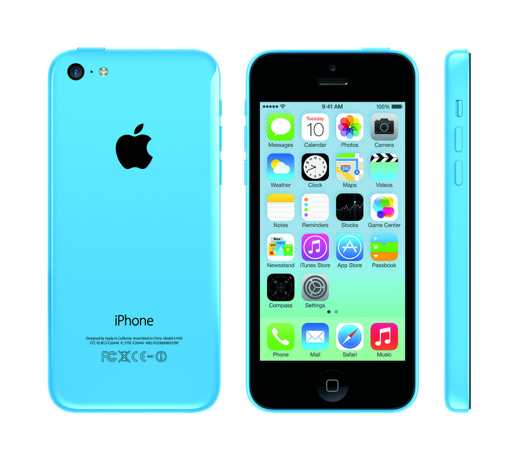 The More Affordable iDevice: iPhone 5c