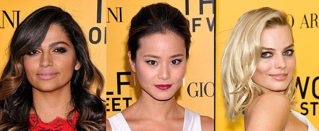 Stop and Stare: Whose Eye Makeup Did You Like Best?