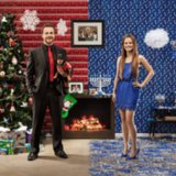 Couple's Christmas Hanukkah Card