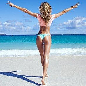 Famous Peoples Instagrams: Lara Bingle Instagram