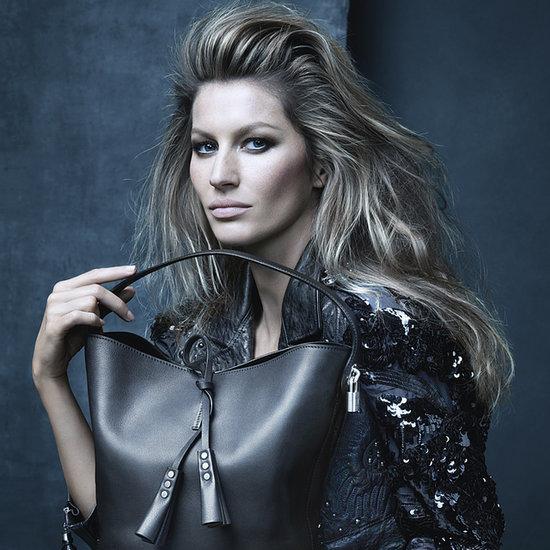 Gisele Bundchen In Louis Vuitton Campaign
