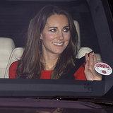 Royal Family Christmas Plans 2013
