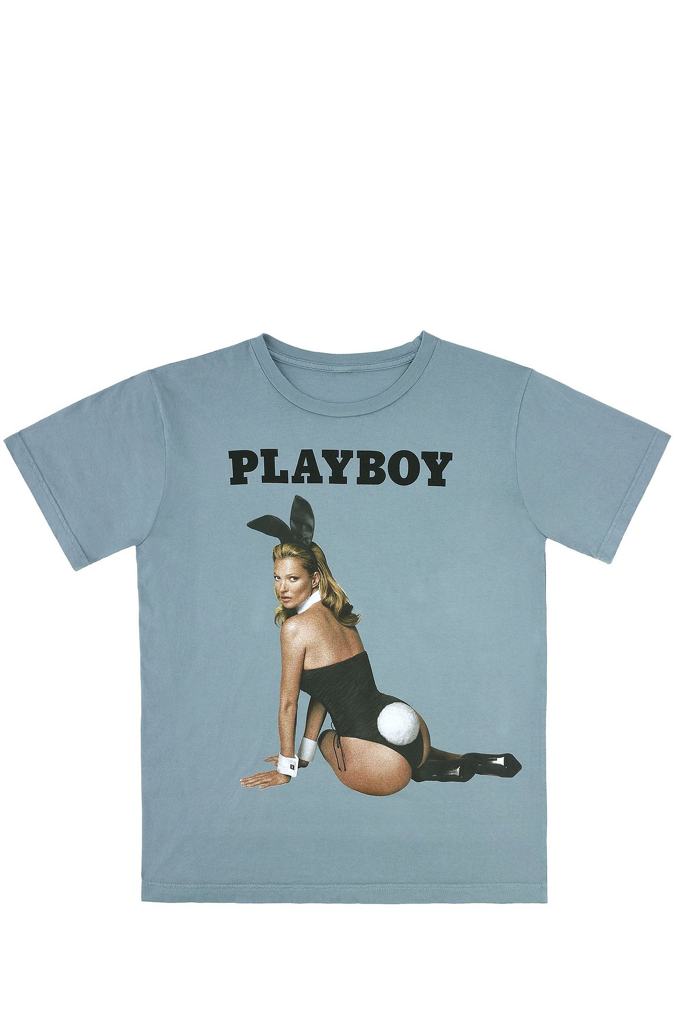 We've been talking about the Kate Moss Playboy cover all 2013, and now I'll be wearing it all 2014 ($35). Best of all: this alluring tee goes to a good cause, with all proceeds donated to amfAR. — RM