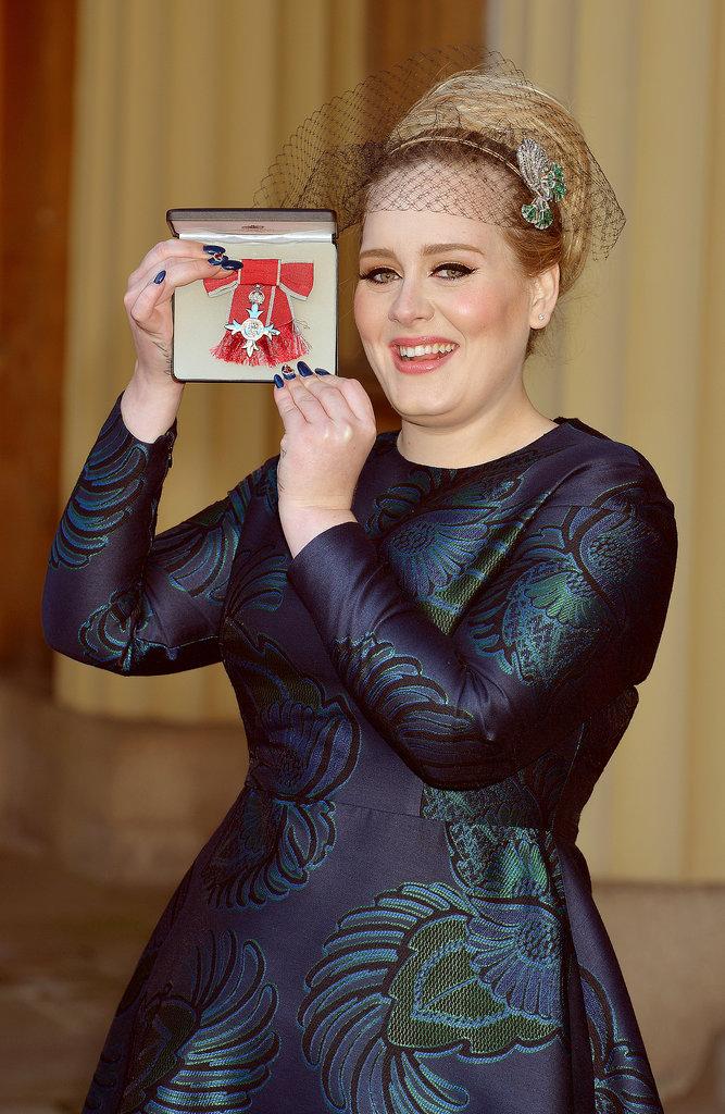 Adele's Royal Visit
