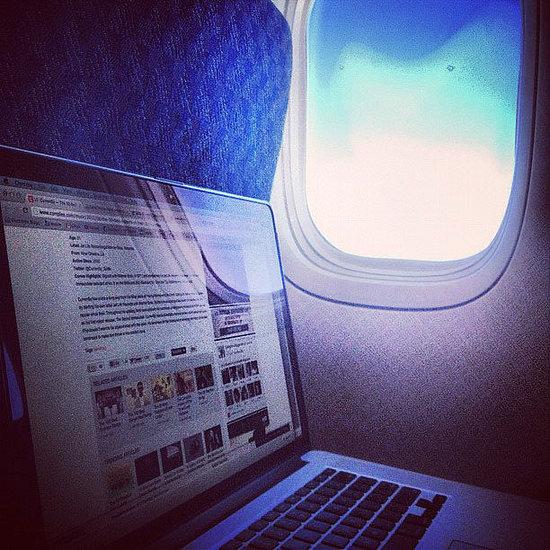 WiFi on My Flight
