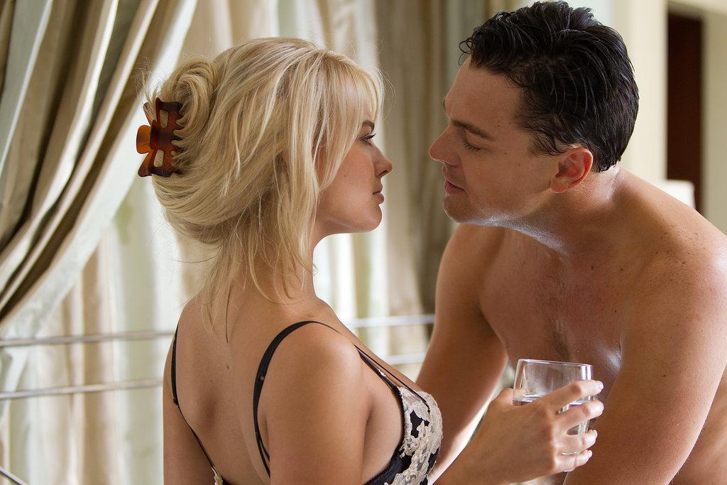 Margot Robbie makes ladies nationwide jealous as Naomi Lapaglia, Jordan's main squeeze.