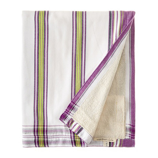 <b>Nomadic Thread Society Fringed Surf Sarong Towel</b>