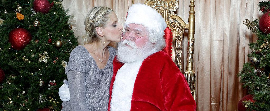 'Tis the Season! Stars Get in the Christmas Spirit
