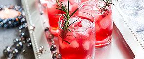 Toast Your Holiday Health With a Pomegranate-Rosemary Martini