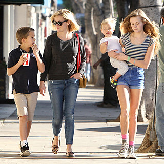 Pictures: Reese Witherspoon With Kids Ava, Deacon, Tennessee