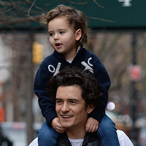 Celebrity Family Pictures Week of Dec. 23, 2013