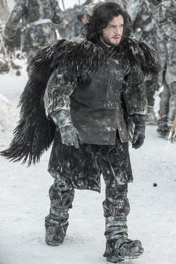 Jon on Game of Thrones
