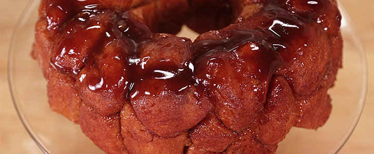 Ooey-Gooey Cinnamon-Sugar Monkey Bread