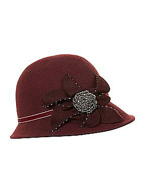 Dickins & Jones Embellished cloche