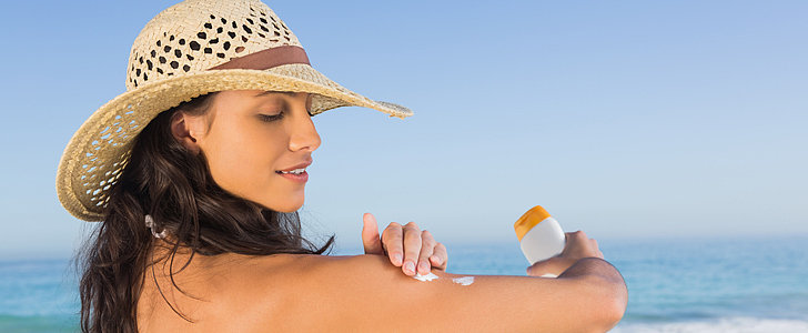 Don't Spend Your Beach Vacation With Burns — Apply SPF Right