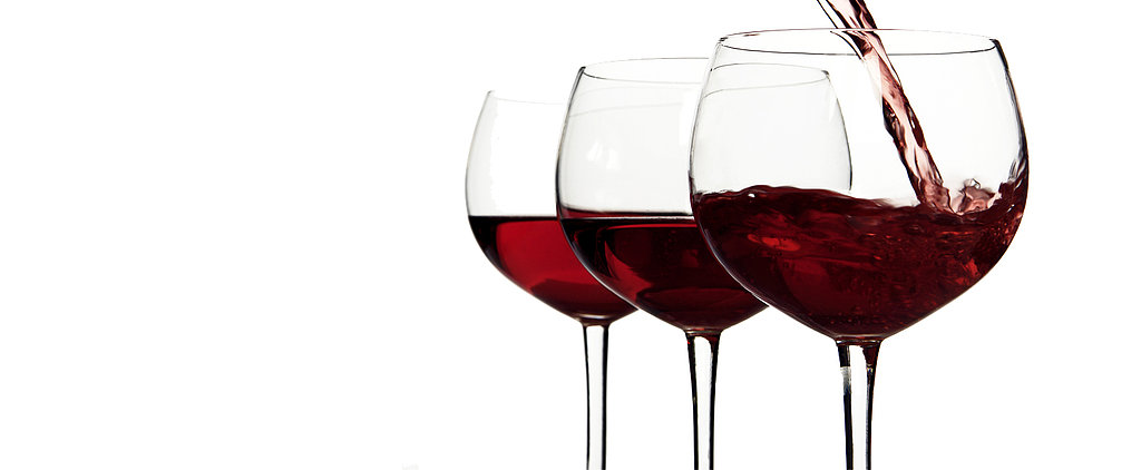 Because Size Matters: How to Pour a Correct Serving of Red Wine