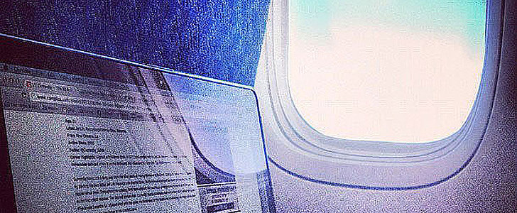 12 Days of Geek Tips: Find In-Flight WiFi