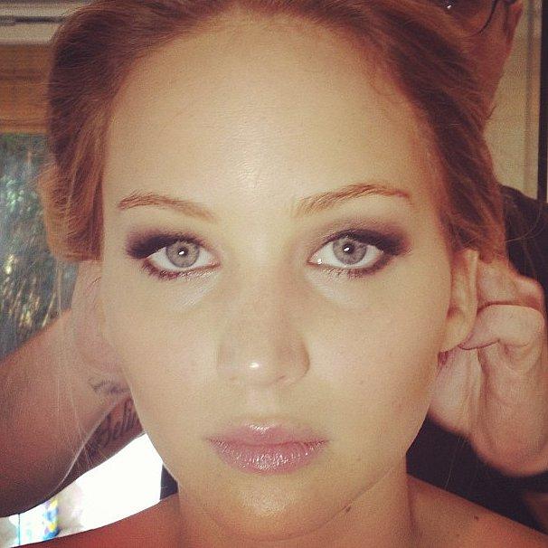 Jennifer Lawrence was ...