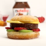 Nutella Burgers For Dessert? Why, Yes!