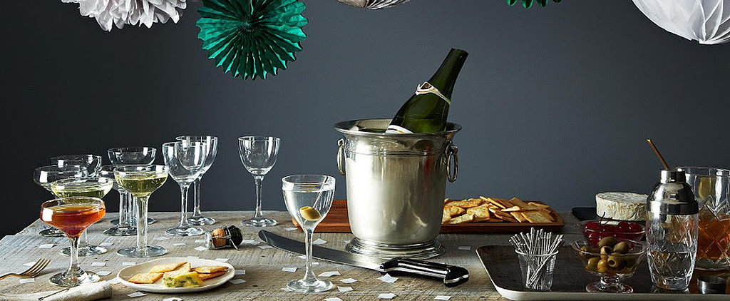 How to Throw a Chic New Year's Eve Party Without Going Broke