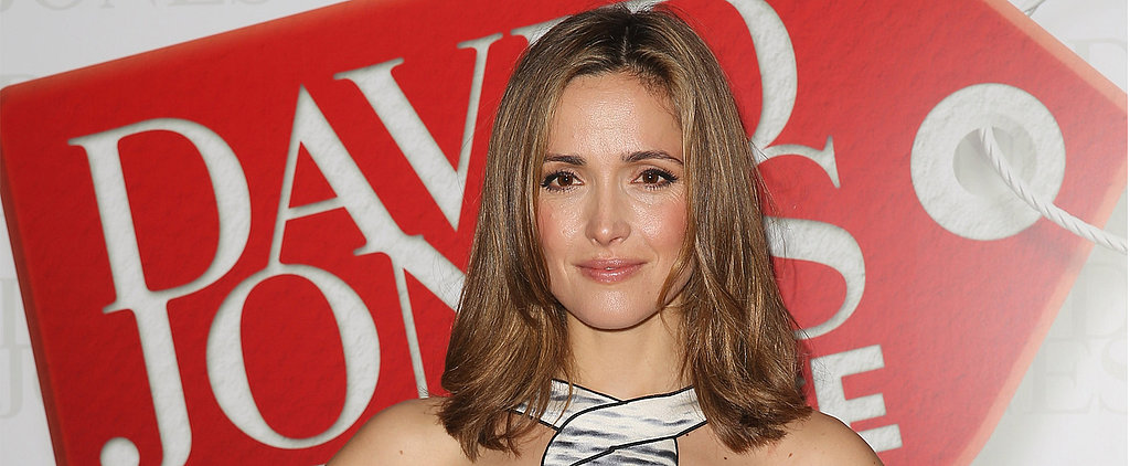 Rose Byrne Packs Plenty of Bronzer For Her Australian Holiday