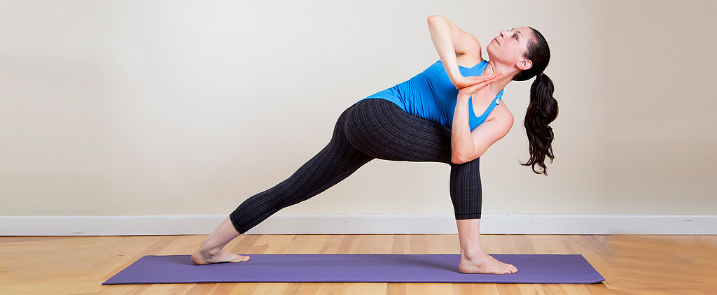 Yoga Poses to Strengthen and Lengthen Legs