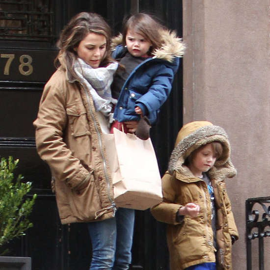 Keri Russell With Her Ex After Split