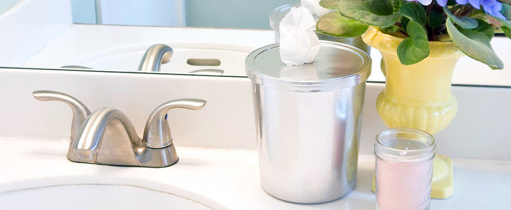 Clean Your Bathroom in No Time With These DIY Wipes