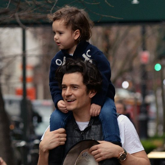 Cute Celebrity Family Pictures | December 2013
