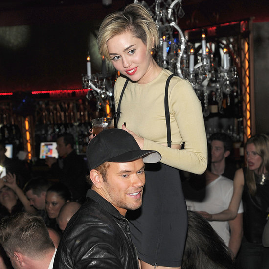 miley and kellan dating
