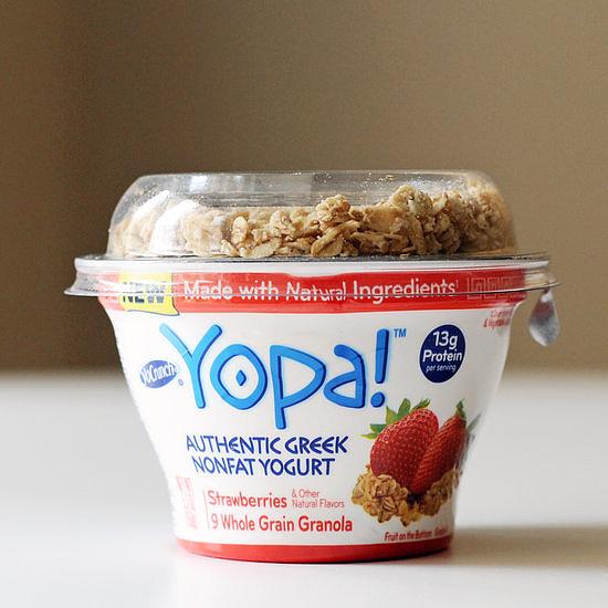 Yopa! Strawberry Greek Yogurt