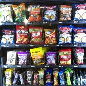 Calorie Counts on Vending Machines