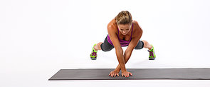 Hard-Core Core Move: Side-Walking Plank