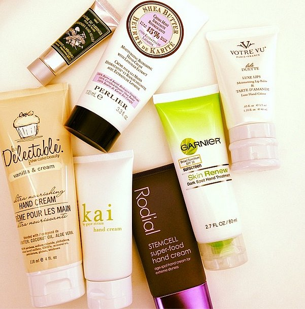 We shared our favorite hand creams on Instagram this week, and you replied back with your top picks including Burt's Bees, Nivea, and Kiehl's.