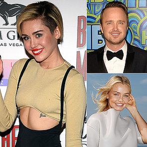 Funny Celebrity Tweets: Miley Cyrus, Aaron Paul, Lara Bingle