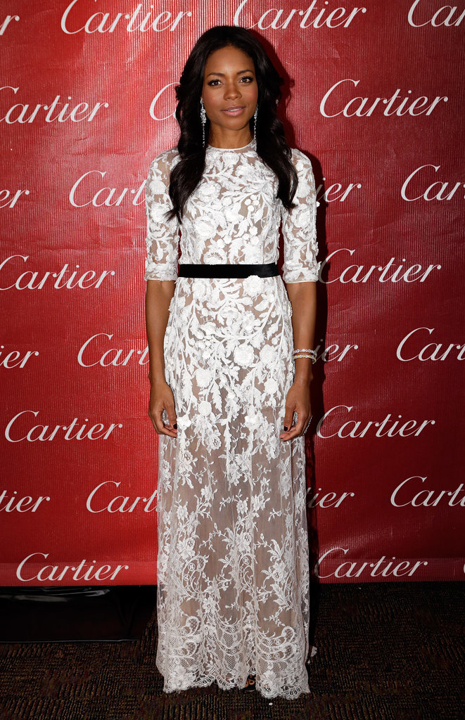 Naomie Harris at the Palm Springs International Film Festival